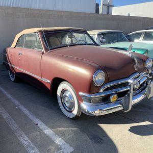 1950 Ford Custom Convertible $22.5K for Sale in Fullerton, CA