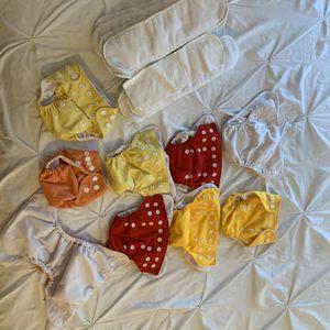 NEWBORN CLOTH DIAPERS for Sale in Stockton, CA