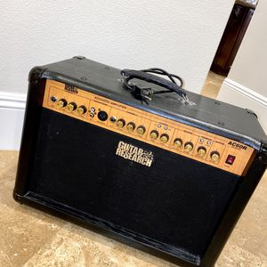 Guitar Research Acoustic Amplifier AC60R for Sale in Santa Ana, CA