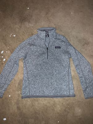Girls Patagonia Sweatshirt Size Medium for Sale in Mooseheart, IL