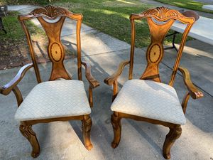 2 Dining Chairs for Sale in Kenneth City, FL