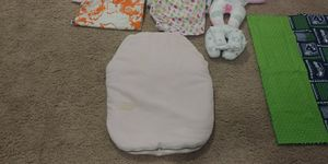 Baby girl blankets, recieving blankets, nursing covers, carseat canopy for Sale in Gig Harbor, WA