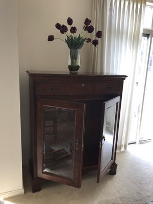 Collector's Cabinet for Sale in Herndon, VA