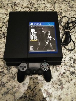 Ps4 The Last of us Video Game for Sale in Phoenix, AZ