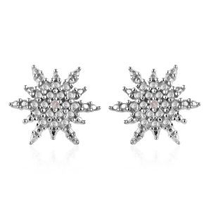Diamond Accent Star Stud Earrings for Sale in Cumming, GA