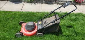 Electric lawnmower for Sale in Landover, MD