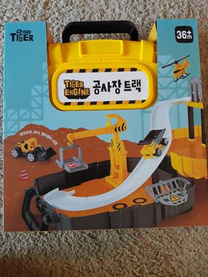 Construction toys with carry case for Sale in Martinez, CA