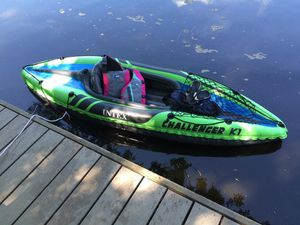 Brand New inflatable kayak for Sale in Orlando, FL