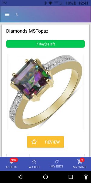 Ring for Sale in Fontana, CA