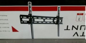 Tilt tv wall mount fits 22 to 60 inches for Sale in Plano, TX