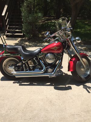 1998 Harley Davidson fat boy for Sale in Austin, TX