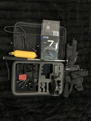 GoPro Hero 7 Black Edition Setup for Sale in Hayward, CA