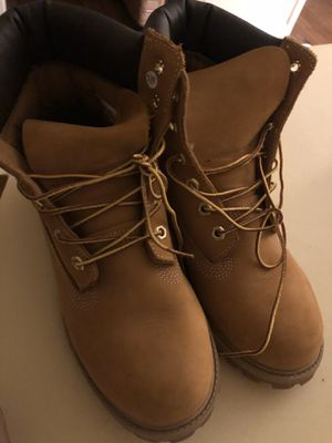 "Timberland 6"" Boots Size 7 for Sale in Durham, NC"