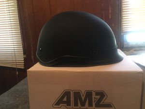 Brand new Motorcycle half helmets for Sale in Rochester, MA