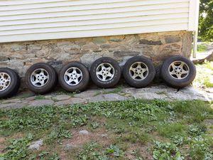 Yokohama p225/70r16,5 tires p225/75r15 for Sale in Trumbull, CT