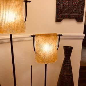 Floor Lamp Antique Gorgeous Pice Antonio California Collection for Sale in Sugar Land, TX