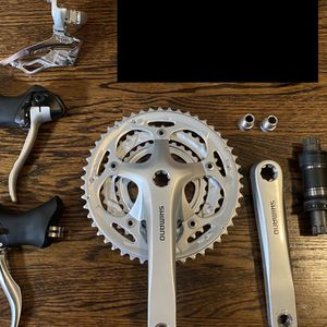 Shimano 3x9 Partial Groupset for Sale in Chicago, IL