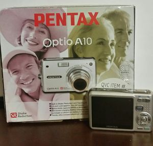 Camera---Penta Option A10 8mp digital camera for Sale in Stroudsburg, PA
