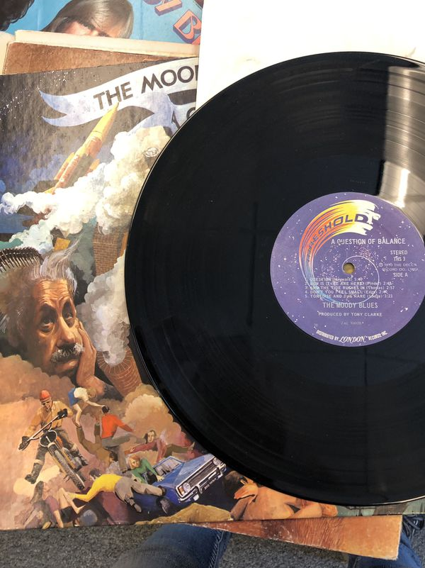 The Moody Blues Vinyl