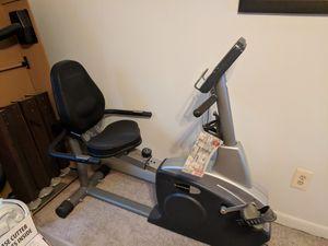 Schwinn 203 recumbent exercise bike for Sale in Arlington, VA