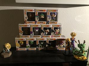 Pop Funko Dragonball Z Collection for Sale in Tempe, AZ