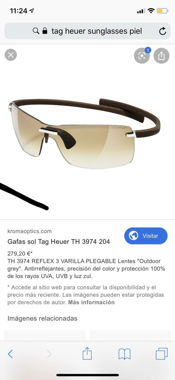 Tag heuver sunglasses