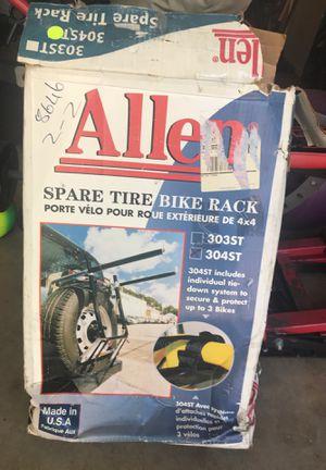 Spare tire bike rack for Sale in Orlando, FL