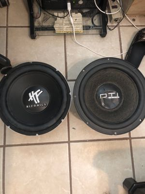 12in subs for Sale in Pembroke Pines, FL