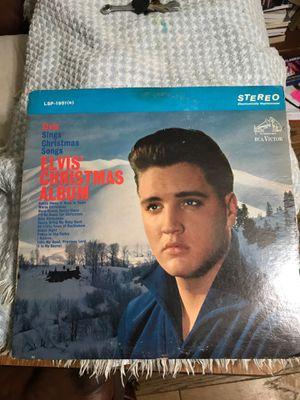 Old Elvis Presley album for Sale in Niagara Falls, NY