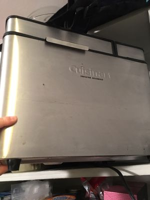 Cuisinart convection bread maker for Sale in Tualatin, OR