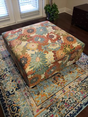 New Ottoman for Sale in Fort Worth, TX