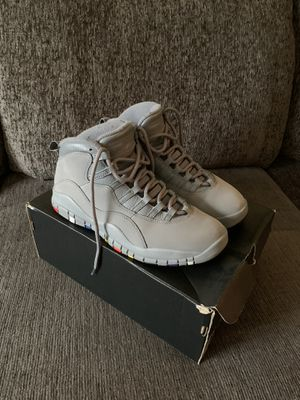 Retro Jordan 10 size 8.5 for Sale in Columbus, OH