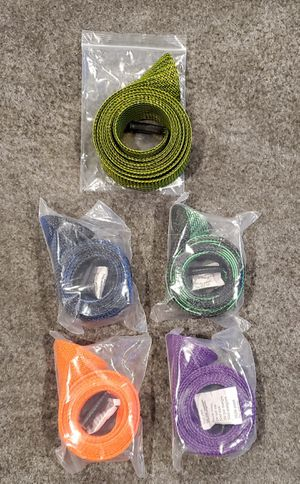 Fishing rod sleeves 5pc for Sale in Los Angeles, CA