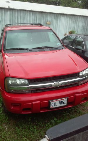 """2002 Chevy trailblazer, V6 ,auto ,""""Trade for Golf cart"""" for Sale in Logan, OH"""