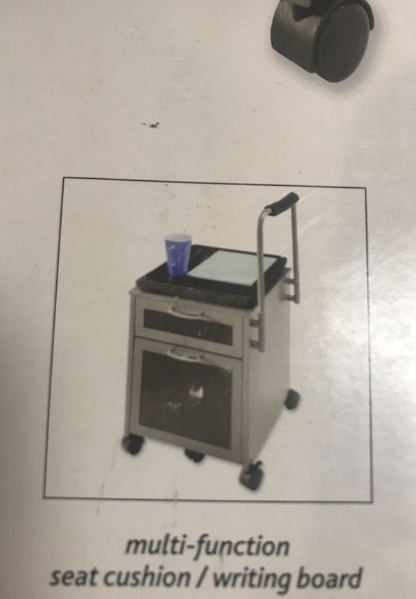 Office Depot Onyx Mobile File Cart