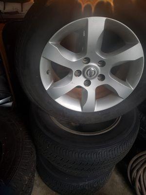 16' inch Nissan Altima Wheels for Sale in Montpelier, VA