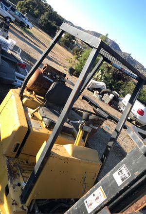 CLARK forklift for Sale in San Marcos, CA