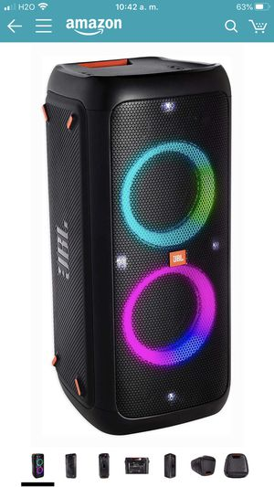 JBL BLUETOOTH SPEAKERS PARTYBOX 300 NEW!! for Sale in Miami, FL