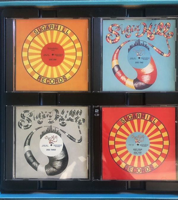 The Sugar Hill Records Story music collection