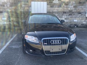 2007 AUDY A4 2.0 t Quattro for Sale in Dallas, TX
