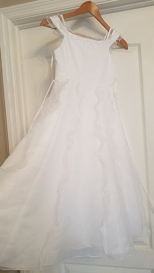 Young girls Flower girl/Communion dress for Sale in Orlando, FL