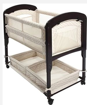 Arms reach concepts cambria cosleeper bassinet for Sale in Largo, FL