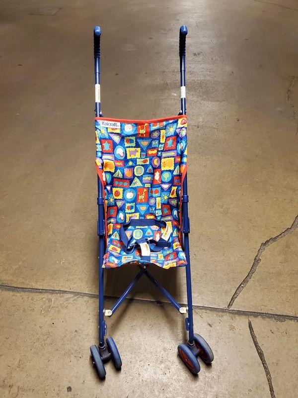 UMBRELLA STROLLER by KOLCRAFT - firm price.
