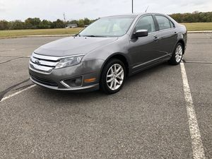 2012 Ford Fusion SEL V6 Loaded Clean CarFax 1 Owner for Sale in Toms River, NJ