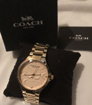 Coach watch new authentic serious buyers only pick up in montebello 9-1 precio firme for Sale in Montebello, CA