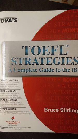 TOEFL Strategies for Sale in Fairfax, VA