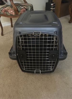 Pet mate Crate ( New) Single Door 16X20X24 for Sale in Cary, NC