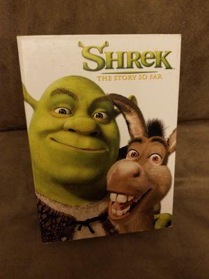 Shrek 4Disc Box Set for Sale in Niles, MI