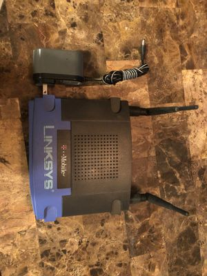 Linksys for Sale in BVL, FL