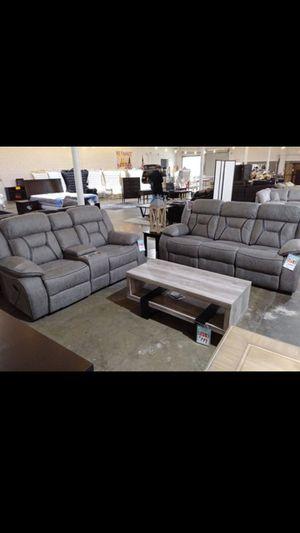2 pc sofa set for Sale in Dallas, TX